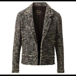 Massimo Dutti - Embellished Blazer